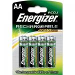 Аккумулятор Energizer Power Plus AA 2000 mAh 1.2v HR6   (шт.)